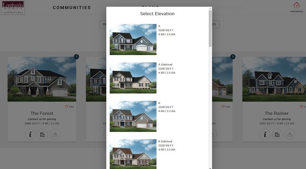Virtual Home Design Tool Online House Design Lombardo Missouri